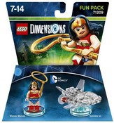 Lego Dimensions: Fun Pack - DC Wonder Woman (Video Game Toy)