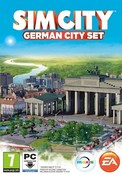 Sim City German City Buildings add on (2013) (PC)