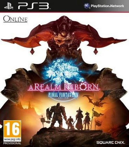 Final Fantasy XIV (14) A Realm Reborn (PS3)