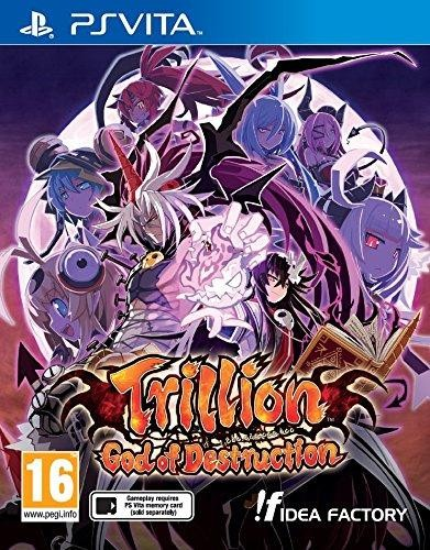 Trillion 1,000,000,000,000 God of Destruction (Vita)
