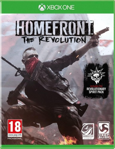 Homefront - The Revolution (Xbox One)