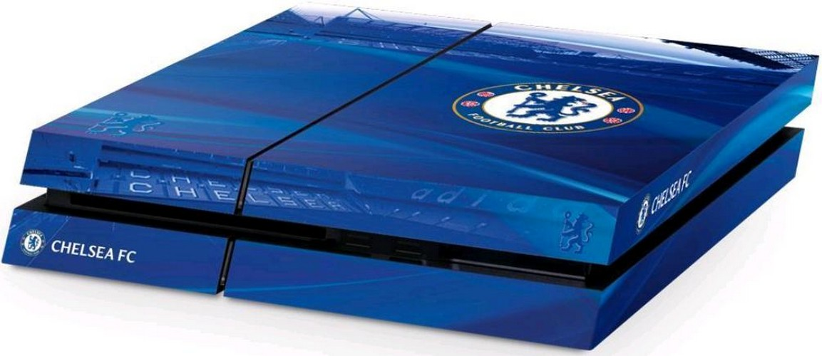 Official Chelsea FC - PlayStation 4 (Console) Skin (PS4)