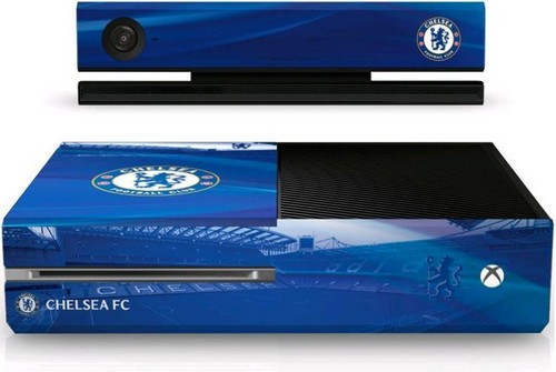 Official Chelsea FC - Xbox One (Console) Skin (Xbox One)