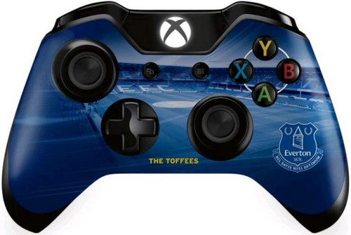Official Everton FC - PlayStation 4 (Controller) Skin (PS4)