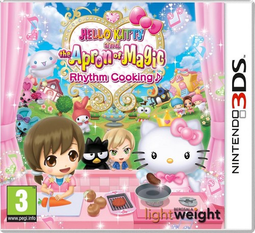 Hello Kitty and the Apron of Magic: Rhythm Cooking (3DS)