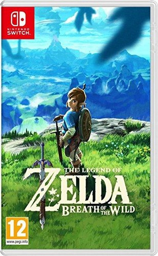 The Legend of Zelda: Breath of the Wild /Switch