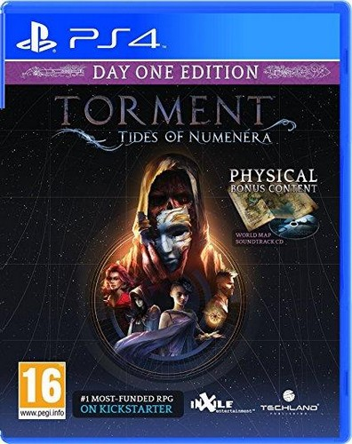 Torment: Tides of Numenera - Day 1 Edition (PS4)