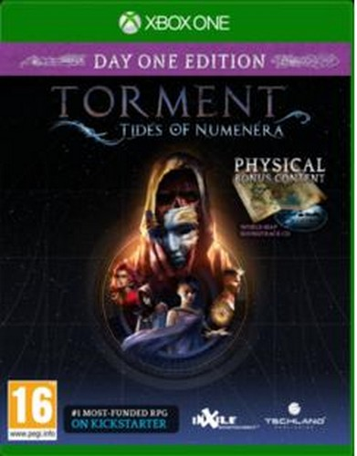 Torment: Tides of Numenera - Day 1 Edition (Xbox One)