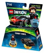 Lego Dimensions: Fun Pack - Knight Rider (Video Game Toy)
