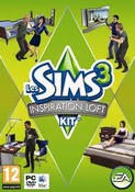 Sims 3: Inspiration Loft Kit (PC)