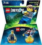 Lego Dimensions: Fun Pack - Lego City (Video Game Toy)