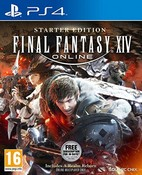 Final Fantasy XIV (14): Online Starter Edition (PS4)