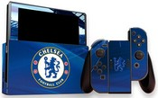 Official Chelsea FC - Nintendo Switch (Console & Controller) Skin (Switch)