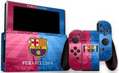 Official Barcelona FC - Nintendo Switch (Console & Controller) Skin (Switch)