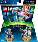 Lego Dimensions: Fun Pack - Hermione Granger (Harry Potter) (Video Game Toy)