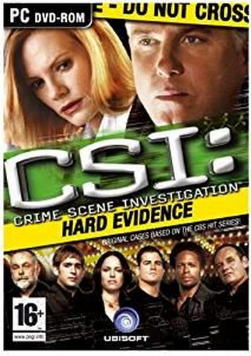 CSI: Hard Evidence (PC)