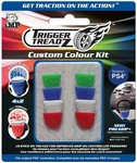Trigger Treadz TT Custom Colour Kit: 8 Pack Set (PS4)