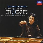 Mitsuko Uchida - Mozart Piano Concertos 20 & 27