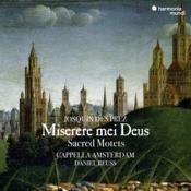 J. Desprez - Josquin Des Prez: Miserere Mei Deus: Sacred Motets (Music CD)