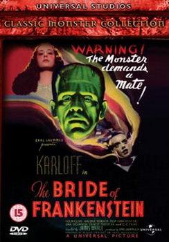 Bride Of Frankenstein  The (DVD)
