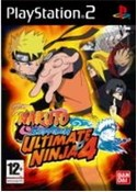 Naruto Shippuden: Ultimate Ninja 4 (PS2)