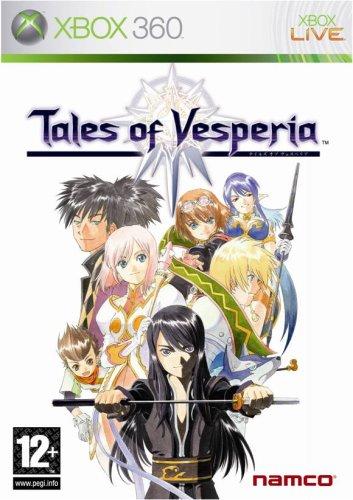 Tales of Vesperia (Xbox 360)