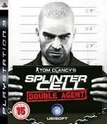 Tom Clancys Splinter Cell: Double Agent (PS3)