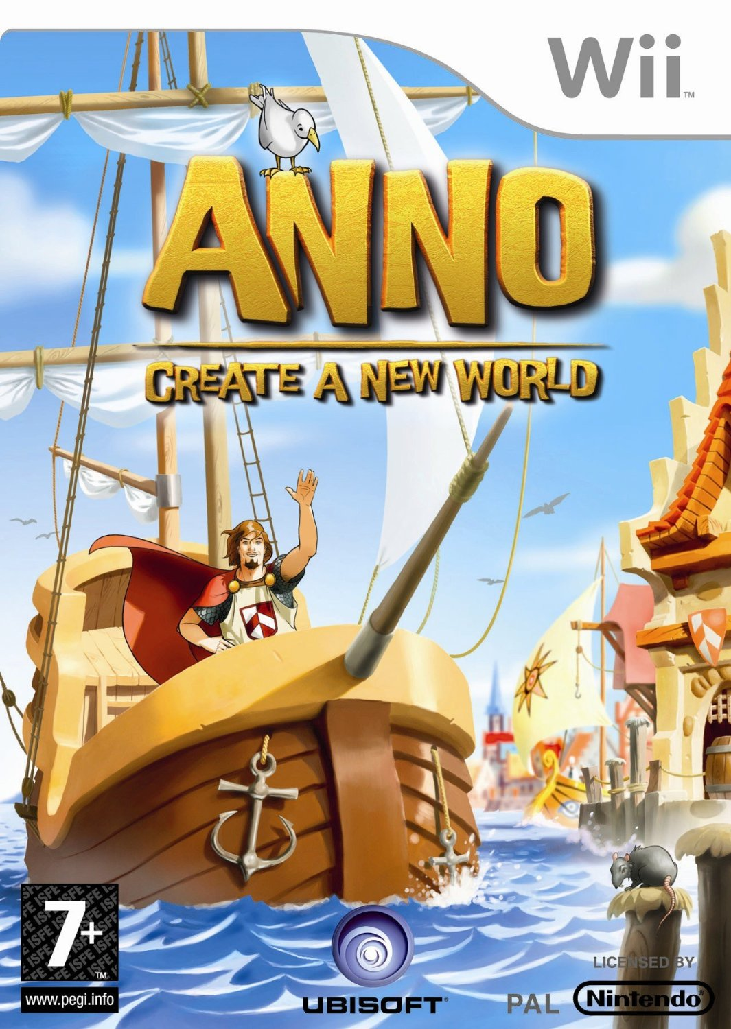 Anno - Create a New World (Wii)