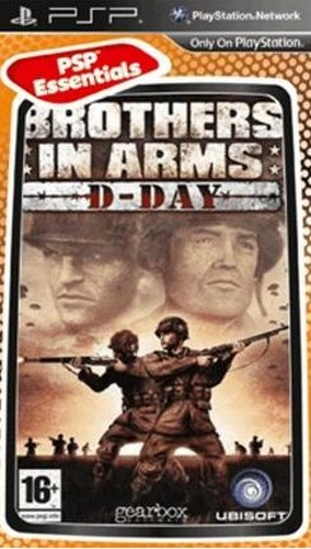Brothers in Arms - D-Day - Essentials (PSP)