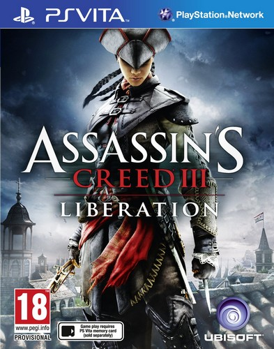 Assassins Creed III - Liberation (PlayStation Vita)