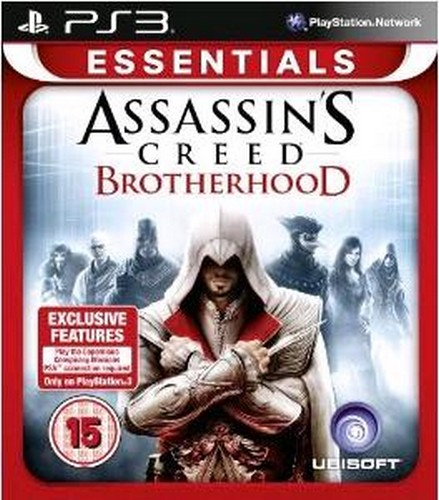 Assassin's Creed: Brotherhood - Essentials (PS3)
