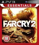 Far Cry 2 - Essentials (PS3)