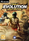 Trials Evolution: Gold Edition Steelbook (PC)
