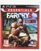 Far Cry 3 - Essentials (PS3)