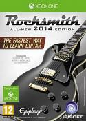 Rocksmith 2014 Edition with Real Tone Cable (Xbox One)