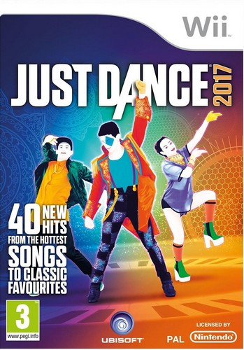 Just Dance 2017 (Nintendo Wii)