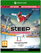Steep Road To The Olympics (Xbox One)