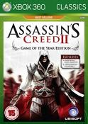 Assassin's Creed II: Game of The Year - Classics Edition (Xbox 360)