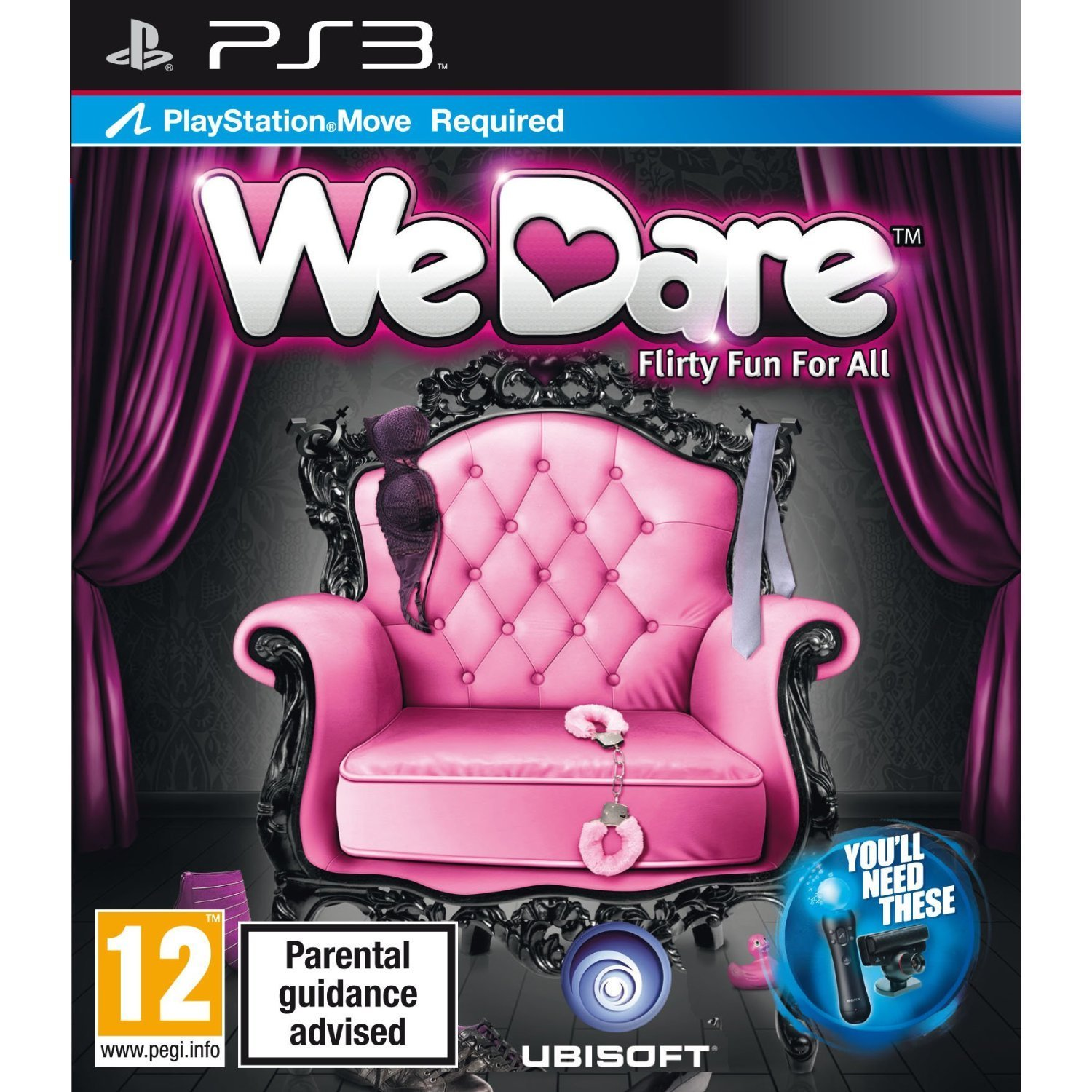 We Dare (PS3)