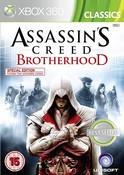 Assassins Creed Brotherhood - Classics (XBox 360)