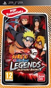 Naruto Shippuden: Legends - Akatsuki Rising - Essentials (PSP)