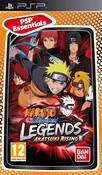 Naruto Shippuden: Legends - Akatsuki Rising - Essentials (PSP)