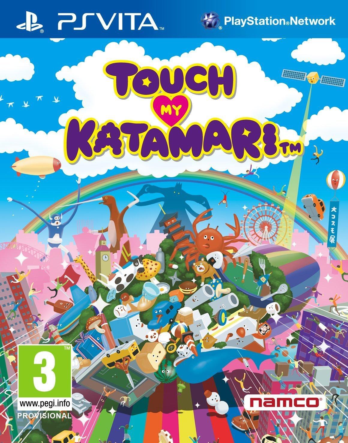 Touch My Katamari (PlayStation Vita)