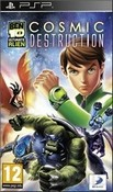 Ben 10 Cosmic Destruction Essentials (PSP)