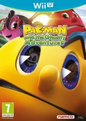 Pac-Man and The Ghostly Adventures HD (Nintendo Wii U)