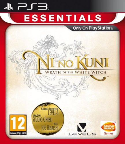 Ni No Kuni: Wrath Of The White Witch - Essentials (PS3)