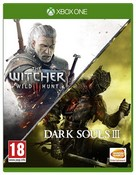 Dark Souls III & The Witcher 3 Wild Hunt Compilation (Xbox One)