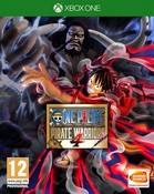 One Piece Pirate Warrriors 4 (Xbox One)