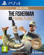 The Fisherman Fishing Planet (PS4)