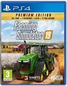 Farming Simulator 19 : Premium Edition (PS4)